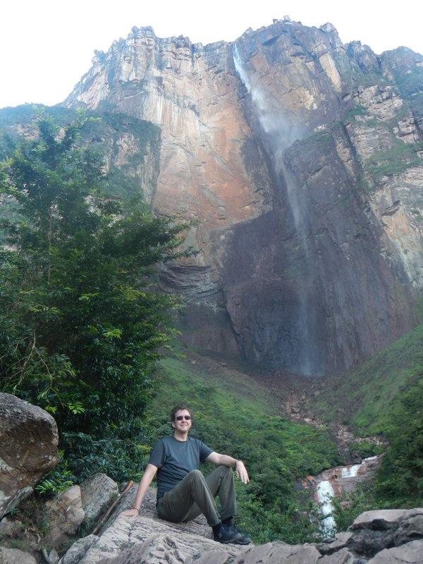 Wanderung zum Salto Ángel